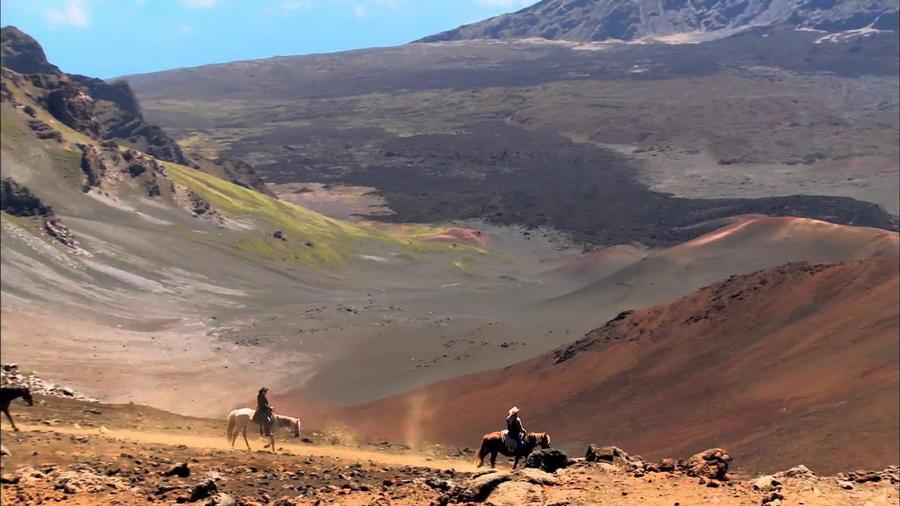 2. Национальный парк Халеакала. Национальный парк Халеакала, расположенный на острове Мауи, первонач