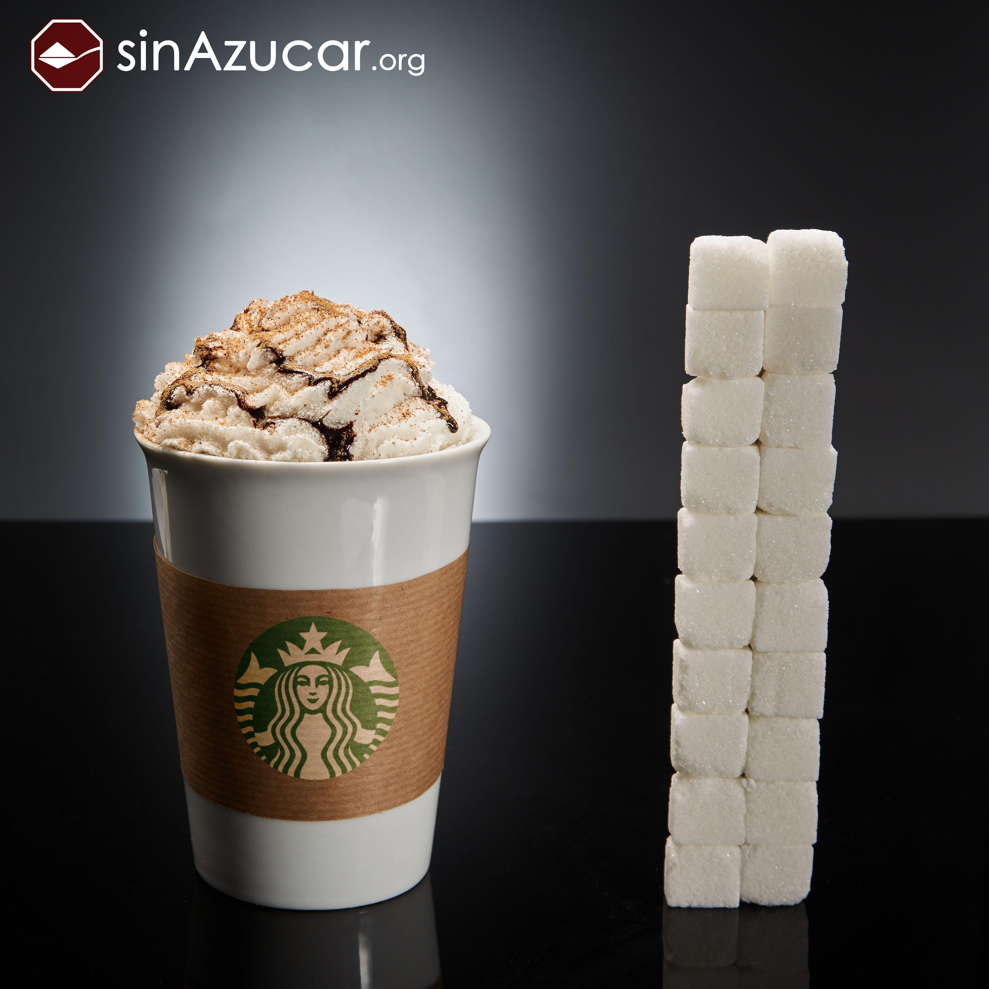 Кофе из Starbucks.