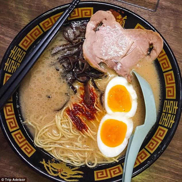 Где поесть Токио знаменит кулинарным выбором. Неслучайно это город с самым большим количеством мишле