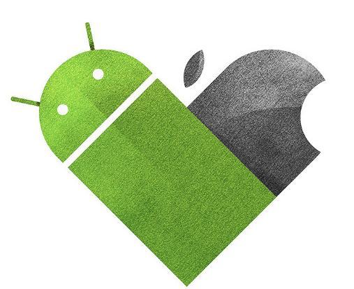 В3 квартале устройства iOS испытывали отказы чаще, чем устройства андроид