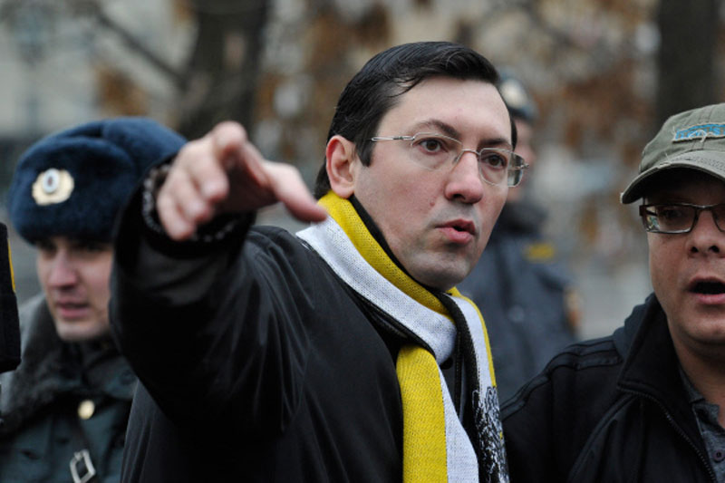 ЕСПЧ присудил €2,5 тыс компенсации националисту Белову (Поткину)
