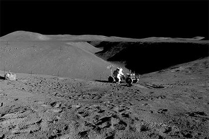 Американские ученые назвали очевидный возраст Луны