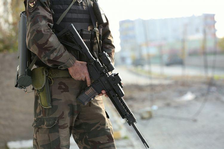 ВТурции при столкновениях счленами РПК погибли двое силовиков