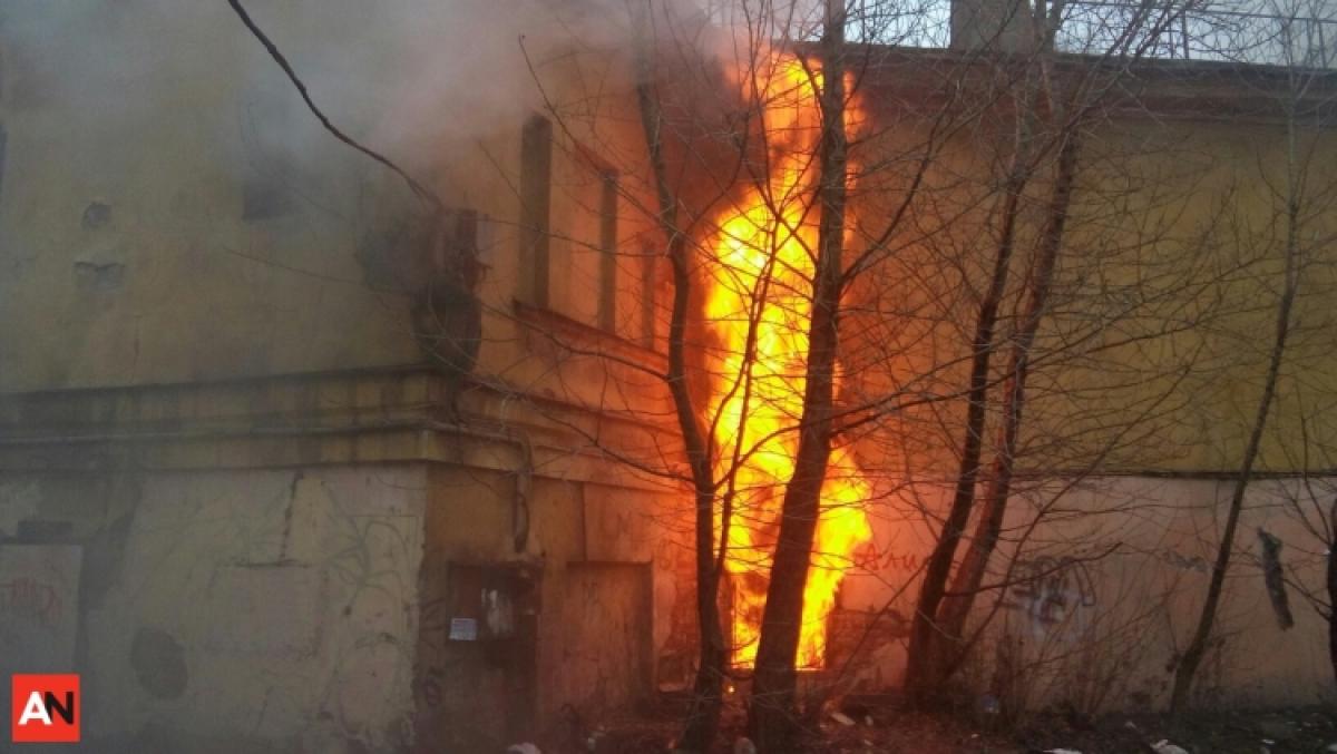 ВТернопольской области изгорящей клиники эвакуировали 125 человек