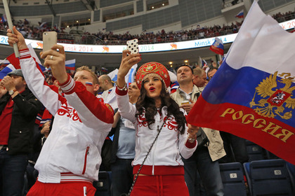 Русские хоккеистки завоевали бронзу молодежного чемпионата мира вЧехии