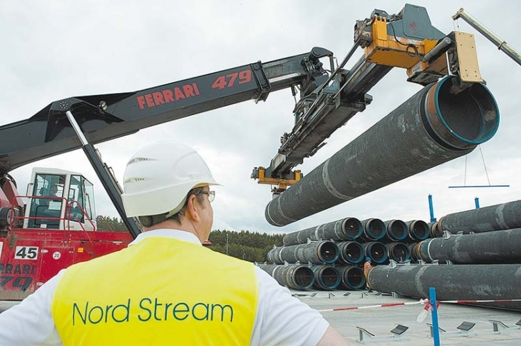 «Газпрому» придется самостоятельно платить за«Северный поток-2»