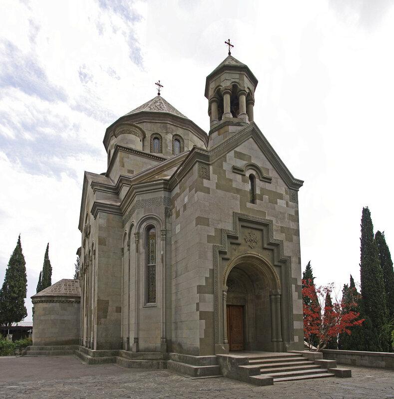 Храм Св. Рипсиме