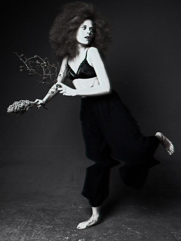 Anna Moskinova by Lika Kalandadze & Lusy Kogan