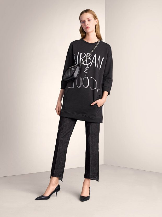 Luisa Cerano A/W 2017: Urban Jungle, Urban & Cool, A Touch of Grey, Smart Uniform and Spice Lady
