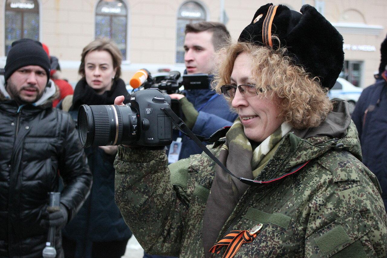 шайка кремлевских провокаторов
