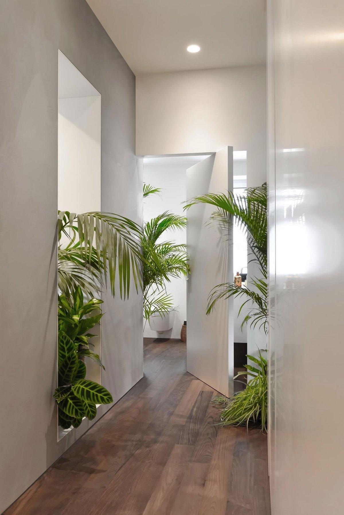 Преображение офиса в квартиру