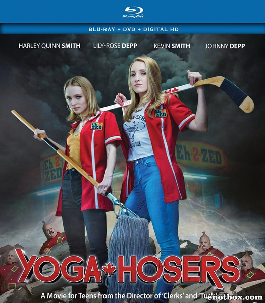 Йоганутые / Yoga Hosers (2016/BDRip/HDRip)