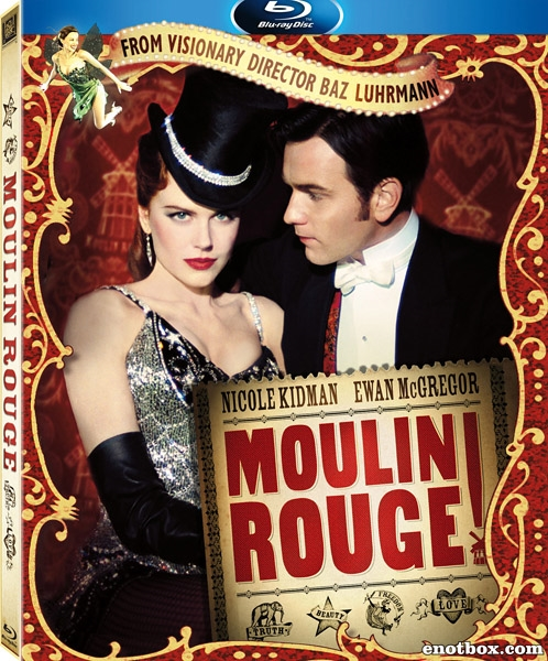 Мулен Руж / Moulin Rouge! (2001/BDRip/HDRip)