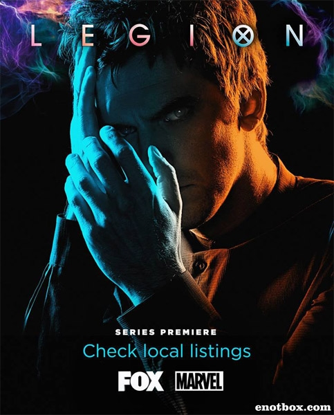 Легион / Legion - Сезон 1, Серии 1-7 (8) [2017, WEB-DLRip | WEB-DL 1080p] (LostFilm | FOX)