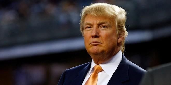 Неожиданный Трамп