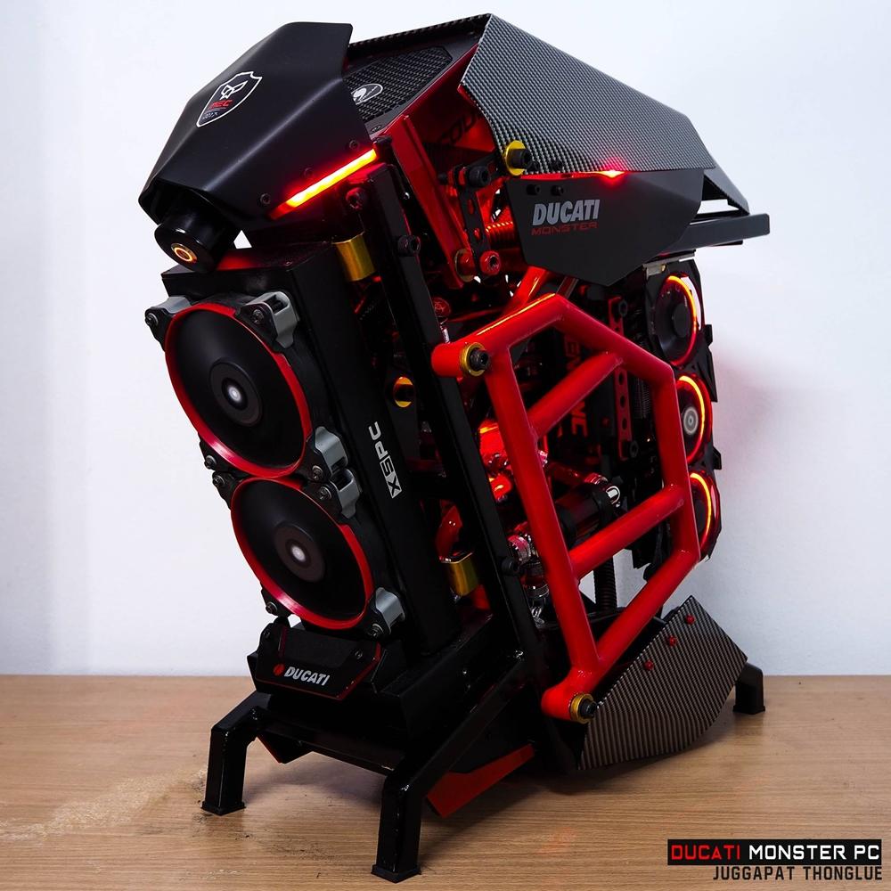 Игровой компьютер Ducati Monster