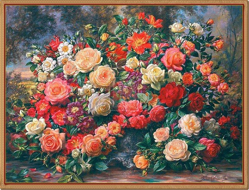 41 Натюрморт. Albert Williams (1922-2010).jpg