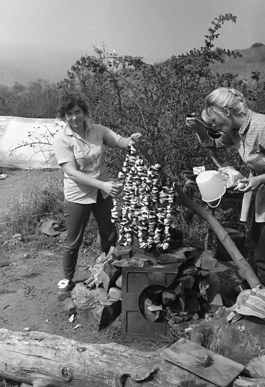 70-е годы. Соревнование дельтопланеристов в х. Щорсы, Амвросиевского района 02.jpg