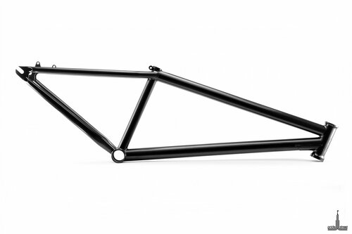 pride street shred frame 26 pro-black
