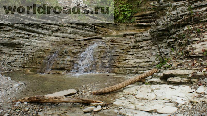Цегельский водопад