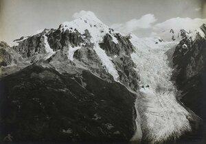 Тетнульд, ледник Адиши