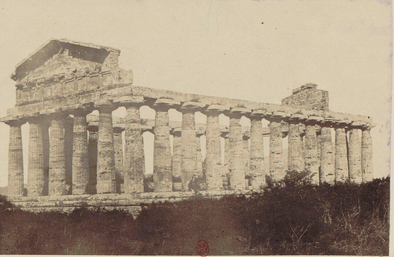 Пестум. Храм Афины