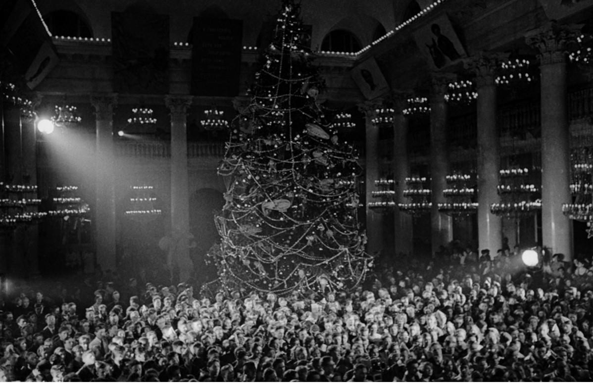 1935. Первая елка в Кремле