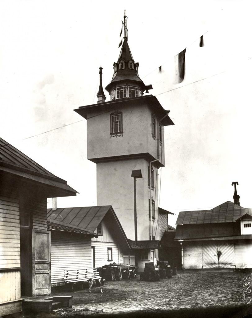Вырица. Церковь общины Братца Чурикова