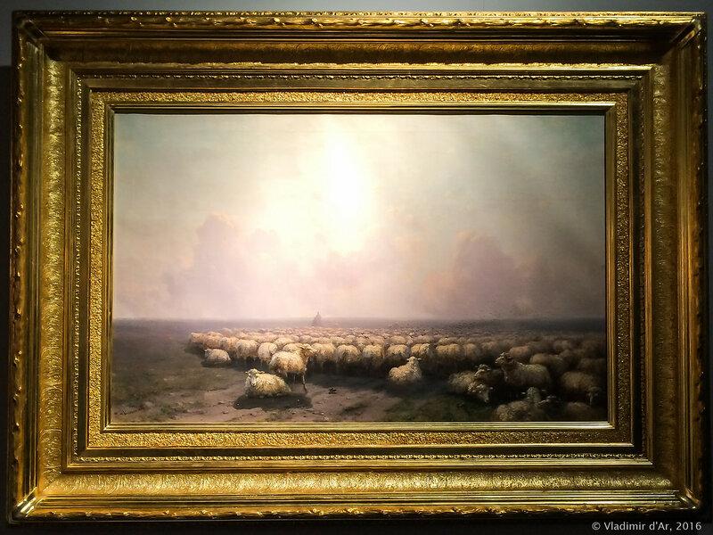 Выставка - Неизвестный Айвазовский