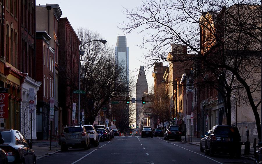 Нью-Йорк, Филадельфия, Вашингтон, Ниагара, Бостон, Нью-Йорк