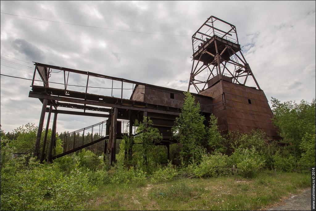 Берёзовский рудник: Шахта №660 (6)