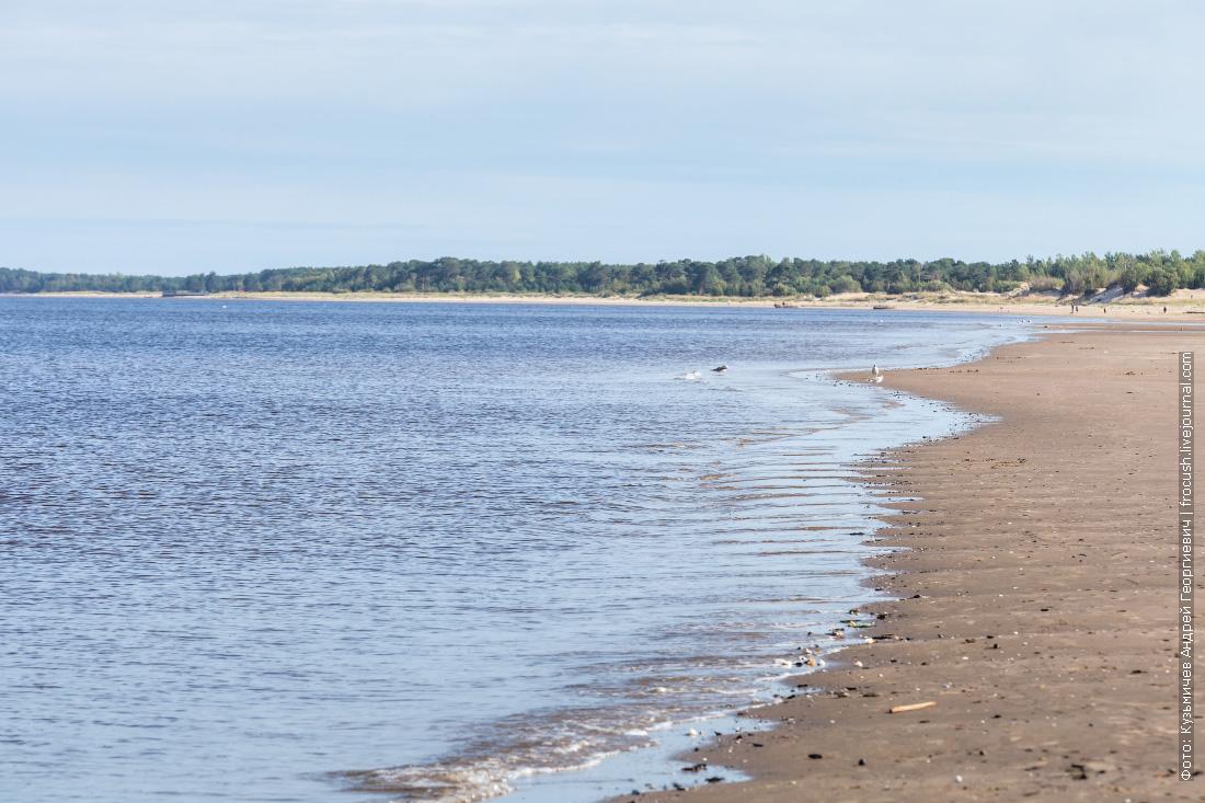 Белое море Северодвинск