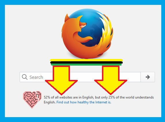 Статистика Интернета, Mozilla Firefox 20 января 2017