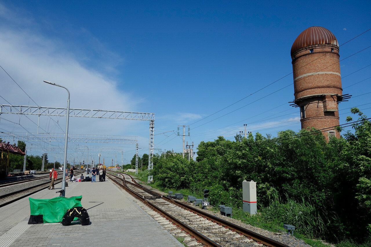 станция Полтавская