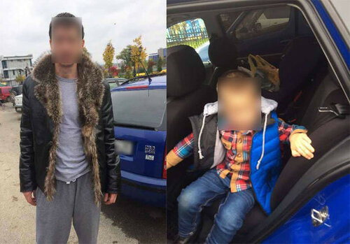 Россиянин задержан за похищение ребёнка из Молдавского детсада