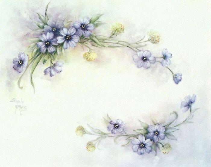 «Фруктово-Цветочное» от Sonie Ames
