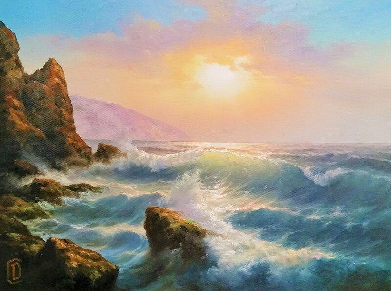 Крымские берега ...