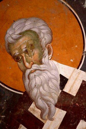 Священномученик Дионисий Ареопагит, Епископ Афинский.
