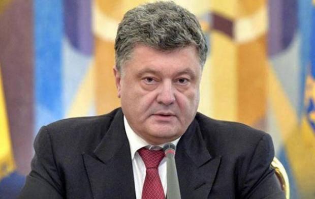 Трамп сам заговорил про Крым и Донбасс, - Порошенко рассказал о разговоре с новым президентом США