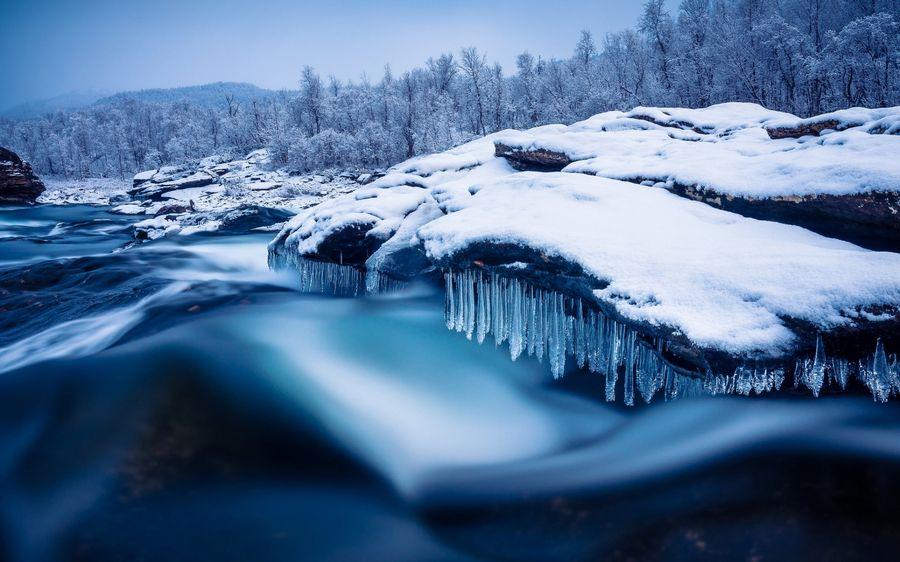 Зимние картинки Обои рабочий стол