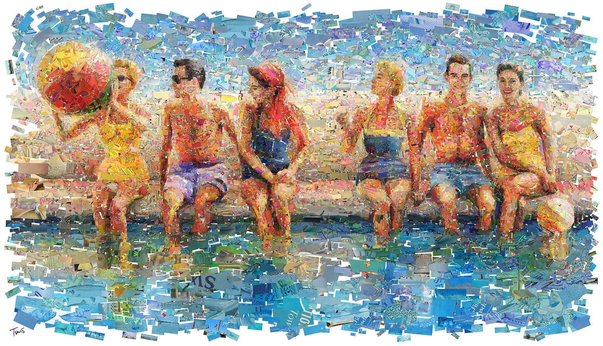 Бесконечное лето - Endless summer / Charis Tsevis