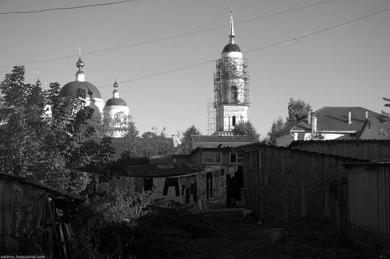 Ново-Благовещенский собор в Мещовске
