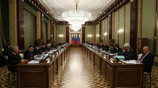 Медведев: основная задача - довести экономику Байкальского региона досреднероссийской