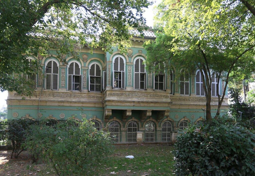 Стамбул. Султанский павильон в Топхане (Tophane Kasrı)