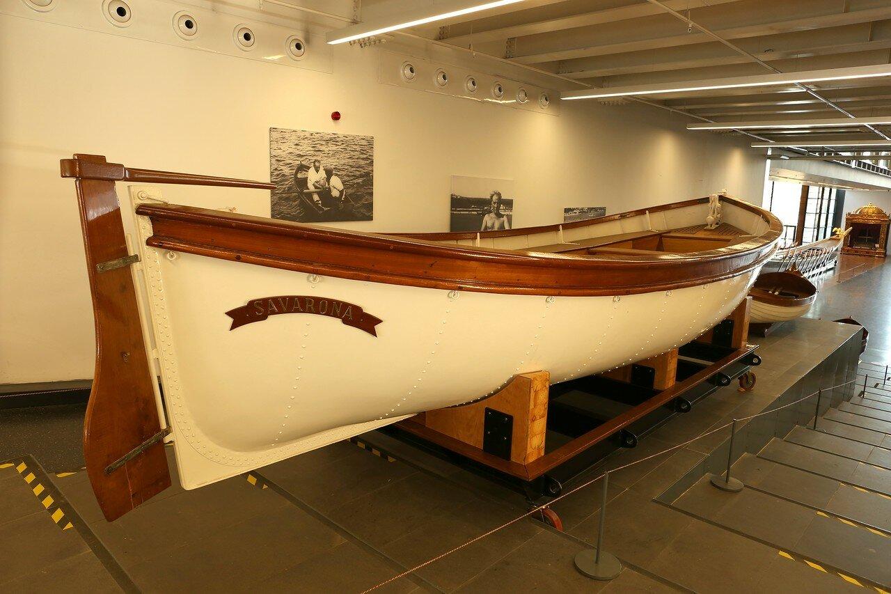 Стамбул. Морской музей (Deniz Müzesi)