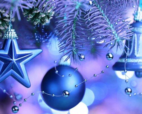 ライブポストカードの素晴らしいクリスマスの背景