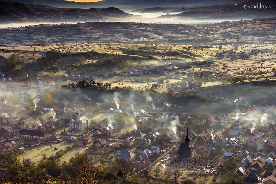 41. Городок Еуд (Ieud). (Фото: Лаврентий Парашив)