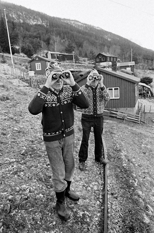 Братья. Фотограф Элин Хойланд
