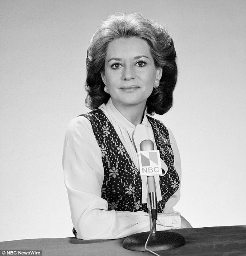 41-е место: Барбара Уолтерс / Barbara Walters — одна из самых известных американских телеведущих, пр