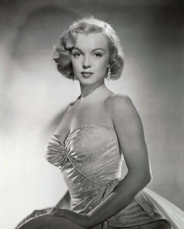 6-е место: Мэрилин Монро / Marilyn Monroe (1 июня 1926, Лос-Анджелес — 5 августа 1962) — американска
